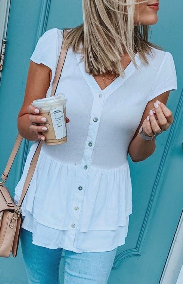 Cool And Casual Summer Outfits Ideas