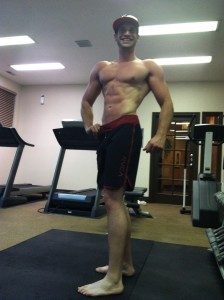 RICH WILKINS NPC WA STATE OPEN MENS PHYSIQUE COMPETITOR