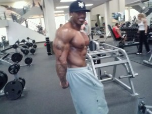 Mike Spencer Wa state bodybuilding