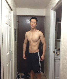 Kevin Huang NPC Wa State Open Physique Competitor