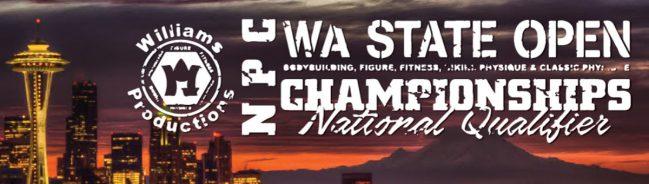 NPC WA State Open