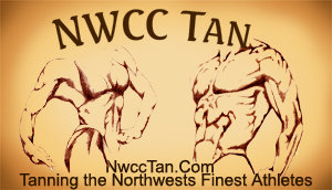 NPC WA STATE OPEN Official competition tanner. North West Competition Color