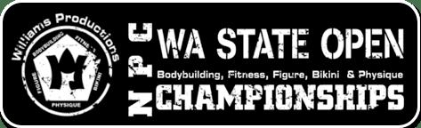 Wa State Bodybuilding figure fitness bikini physique championship
