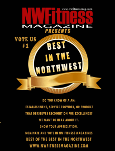 NW Fitness Mag's Best in The NW