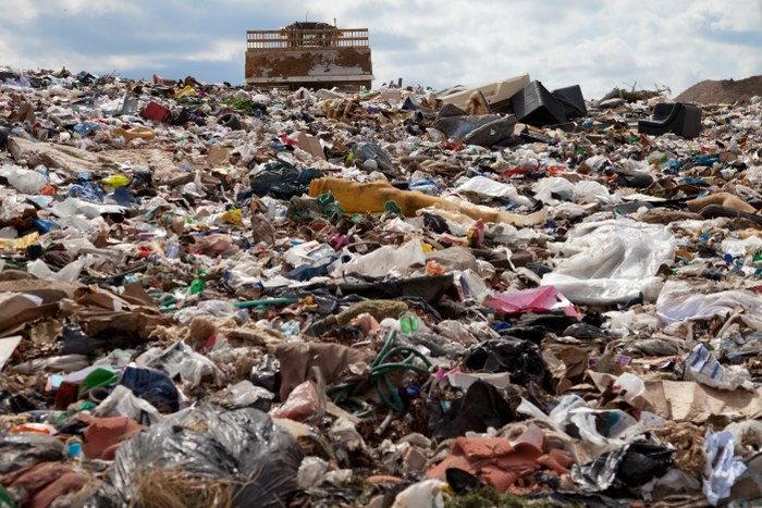 methane from landfills