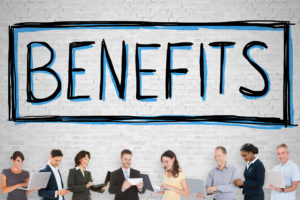 Human Resources Benefits Image