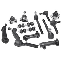 Assortment of Chassis Parts