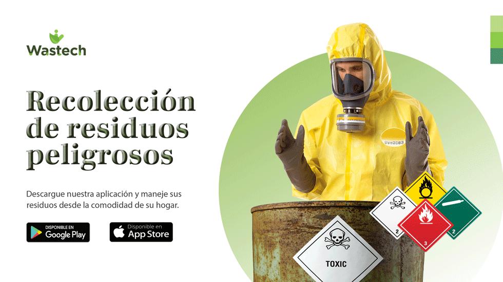 Recolección de Residuos y Sustancias Peligrosas