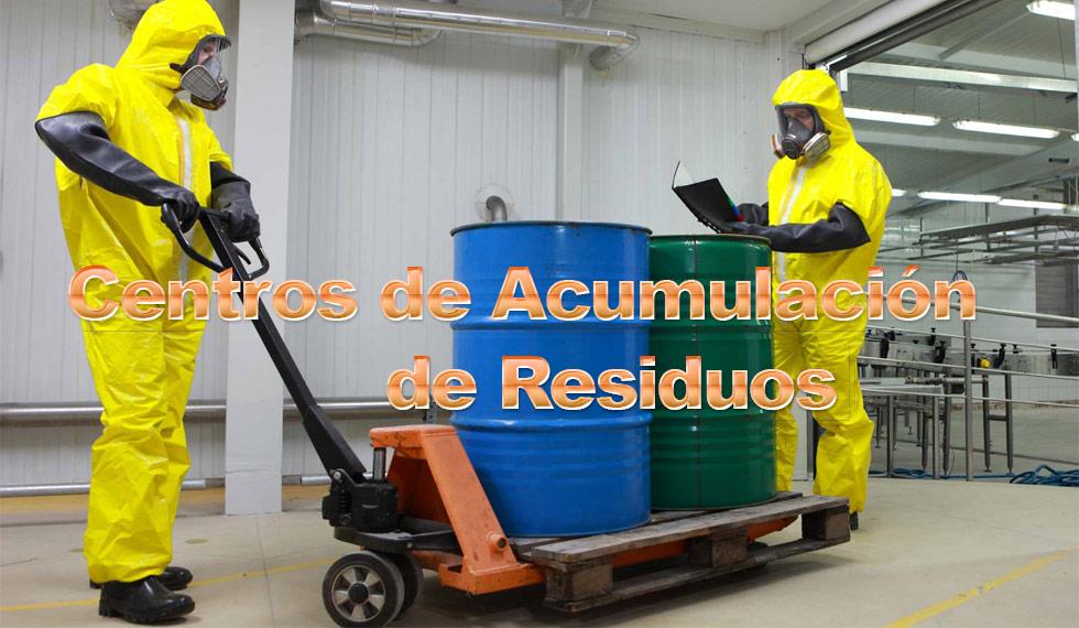 Construcción Centros Acumulación de Residuos