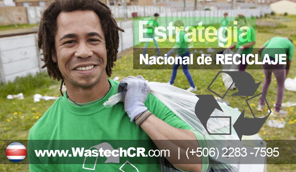 Costa Rica lanza Estrategia Nacional de Reciclaje