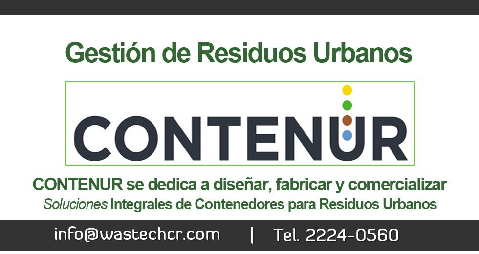 Contenur: Gestión Municipal de Residuos Urbanos