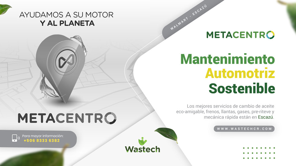 Metacentro Walmart Escazú: Economía circular en Costa Rica