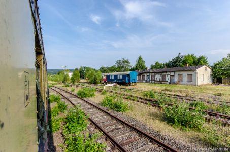 Bahnhof W.