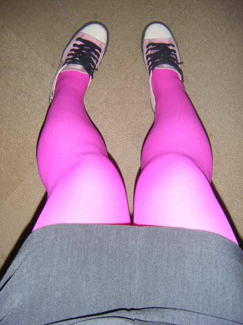 Pink & Grey Pink & Grey!!