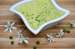COCONUT MILK: Easy pea curry