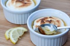 LEMON: Mini lemon meringues