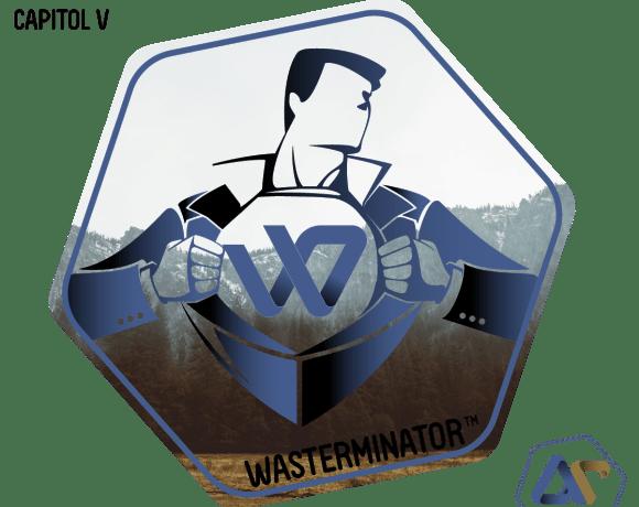 Wasterminator supereroul dintre noi – Comunitate (Capitol V)