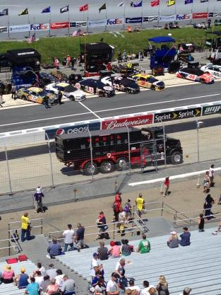 WasteMasters Solutions of Delaware is proud of its partnership with Dover International Speedway