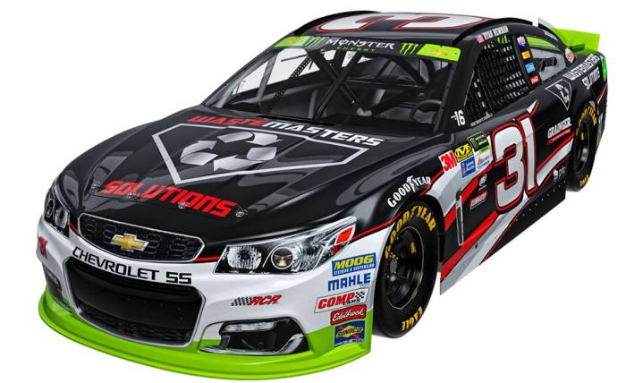 Waste Master Solutions proudly sponsored RCRracing