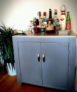 cabinet done