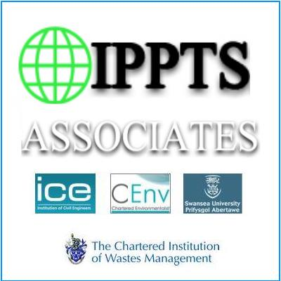 Image of the IPPTS Associates environmental services logo