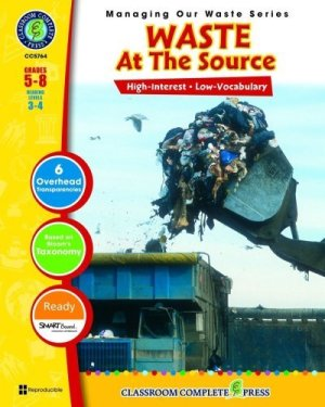 Waste Management - At the Source (Managing Our Waste)