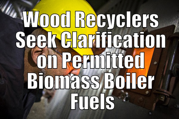 Image of wood recyclers.
