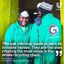 recycle grant reciever