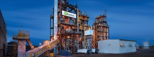 MSW to BioFuel installation