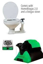 homebiogas unit anaerobic digestion