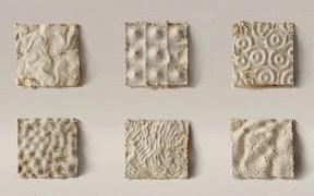 Mycelium sufrace designs