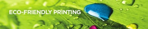"""Every Print Shop can """"Go ECO""""!  NOW!"""