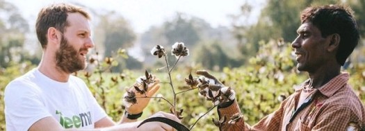 growing eco-Textile