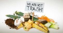Food waste is not trash!