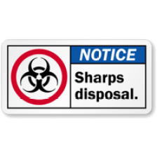 Sharps Disposal Options for Businesses