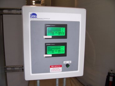 wastewater treatment mixing
