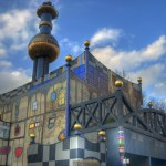 The Spittelau Waste-to-Energy plant