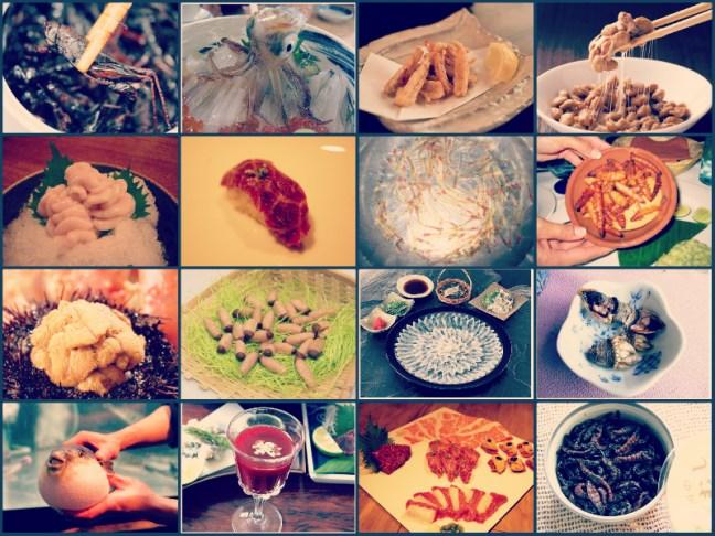Japan Amazing food