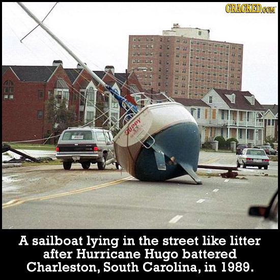 Hurricane Hugo