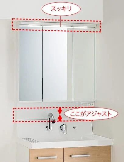 洗面台-鏡-