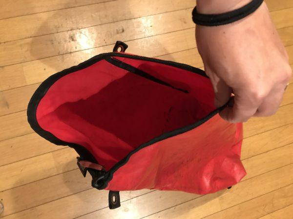 オーダーメイド ツーリングバッグ