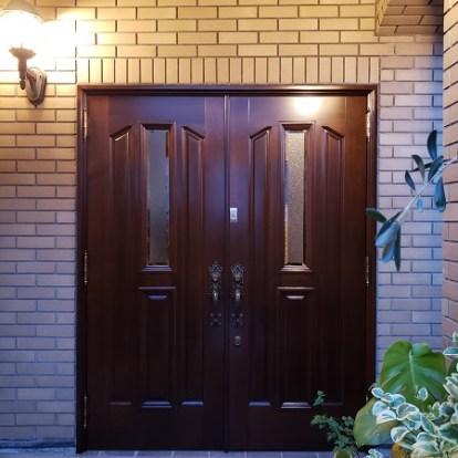 親親ドアの再塗装一覧
