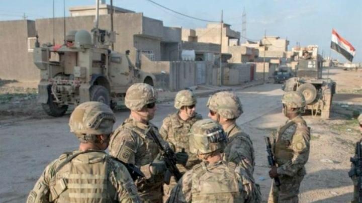 """عاجل.. واشنطن توافق على سحب """"قواتها المقاتلة"""" التي لا تزال منتشرة في العراق"""