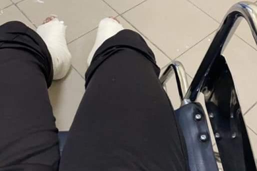 الجامعة الأردنية تقرر فصل الطالبة يارا الدميسي من كلية الرياضة بسبب حديثها عن اصابتها بكسور اثناء محاضره