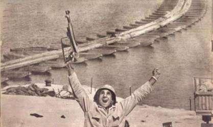 أحد أبطال أكتوبر إرادة الجندي المصري وراء الانتصار في حرب