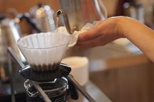 コーヒーの淹れ方