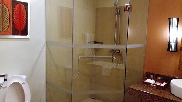 Crinsonシャワー