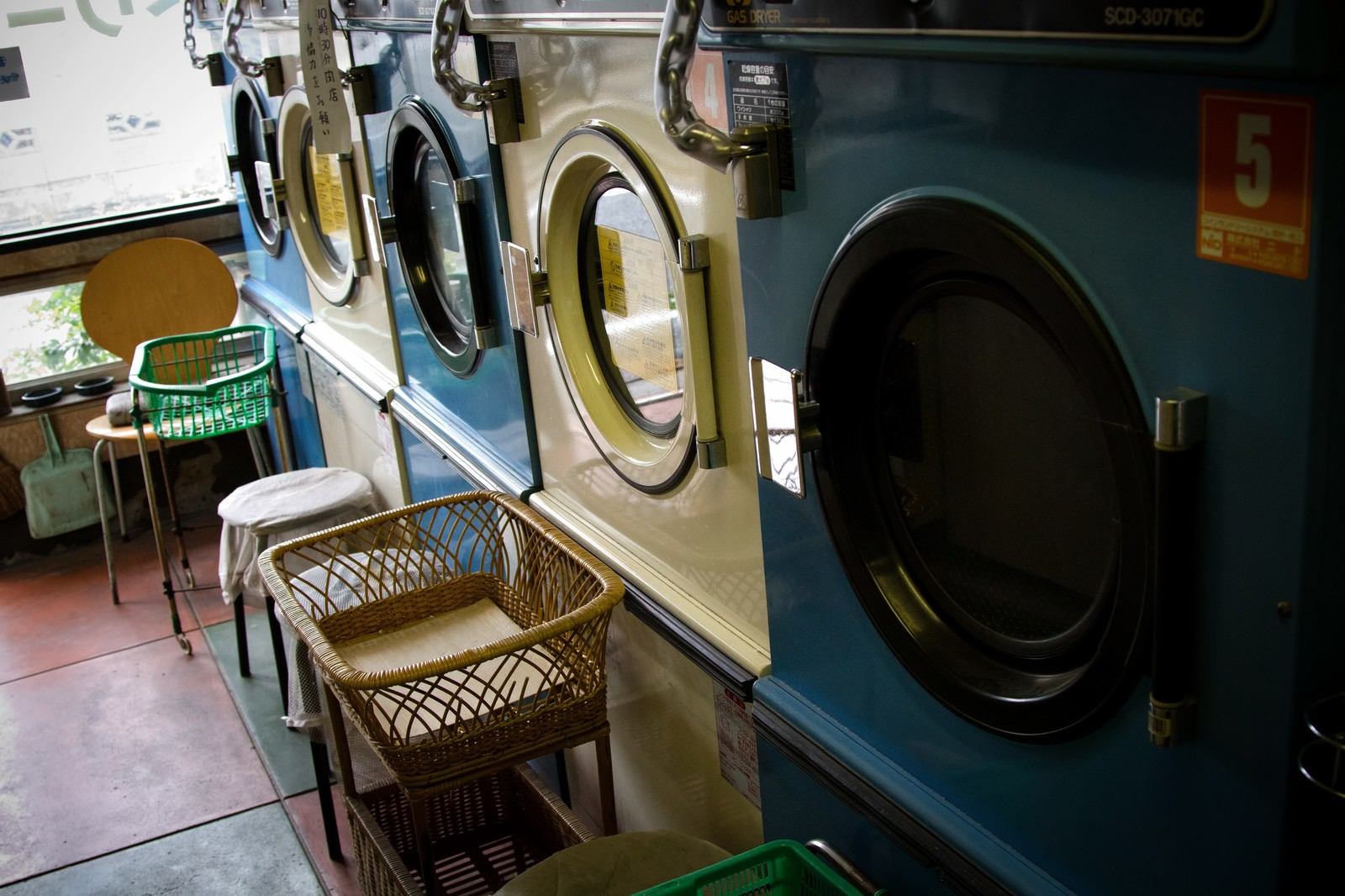 生乾き臭 洗濯物