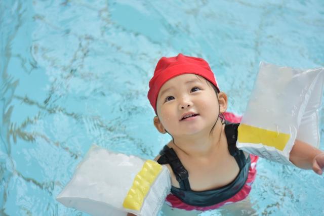 子連れプールの持ち物リスト!2歳・3歳・4歳の場合は?必需品を紹介!