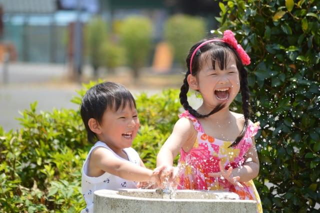 幼稚園の夏休みの過ごし方